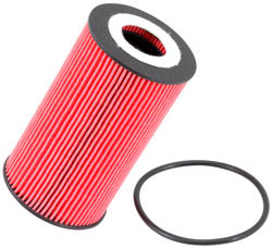 K&N oil filter for 2008 Porsche 911 GT2 3.6L H6