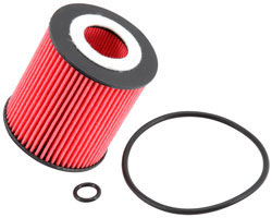 K&N oil filter for 2004 Mazda 3 2.3L L4