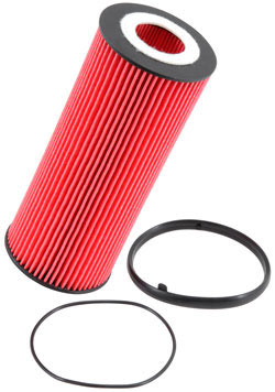 K&N oil filter for 2010 Audi A6 3.0L V6
