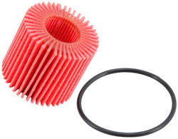 K&N oil filters for 2013 Toyota Prius 1.8L L4 models
