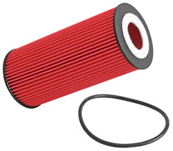 K&N oil filter for 2015 Porsche Cayman 2.7L H6