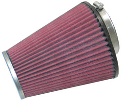 RC-1586 Universal Clamp-On Air Filter
