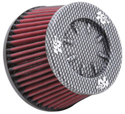 K&N universal air filter part number RC-5153