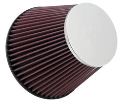 K&N reusable air filter RF-1048 is included with the 2014-2016 Jeep Cherokee 3.2L intake