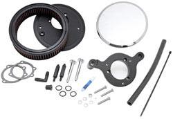 K&N Air Intake RK-3934 parts breakdown