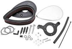 K&N Torch Street Metal Intake System RK-3935