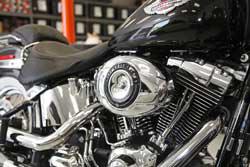 K&N RK Series air cleaner for 2013-2015 Harley Softails