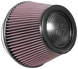 RP-2960 Universal Air Filter - Carbon Fiber Top