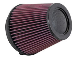 RP-5168 Universal Air Filter - Carbon Fiber Top