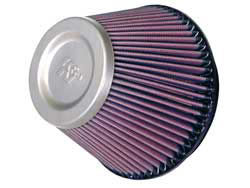 RT-4590 Universal Air Filter - Titanium Top