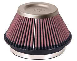 RT-4600 Universal Air Filter - Titanium Top