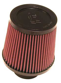 K&N XD air filter part number RU-4960XD has extra fine weave grade cotton and alternate geometries for added efficiency and capacity for off-road conditions