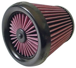 K&N extreme duty universal air filter part number, RX-3810XD