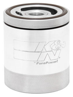 K&N Reusable Oil Filter SS-1010