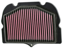 Air Filter for the 2008 to 2015 Suzuki GSX1300R Hayabusa