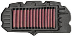 K&N SU-1348 Replacement Air Filter for 2007 to 2012 Suzuki SGX 1300 B-King Motorcycle