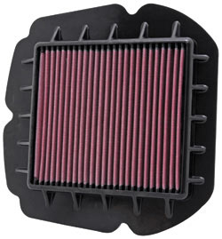 2014 Suzuki SFV650 645 Air Filter