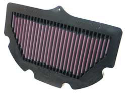 Replacement Air Filter for Suzuki GSXR600 and GSXR750
