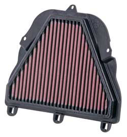 2006 Triumph Daytona 675 671 Air Filter
