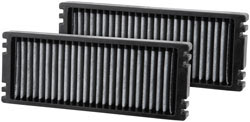 2007 Nissan Frontier 4.0L V6 Cabin Air Filter