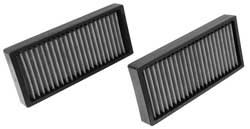 2006 Nissan Titan 5.6L V8 Cabin Air Filter
