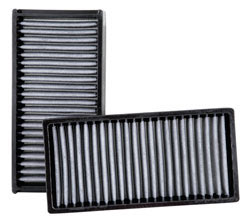 2002 Honda Civic HX 1.7L L4 Cabin Air Filter