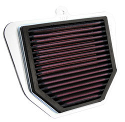 2011 Yamaha FZ8 800 Air Filter