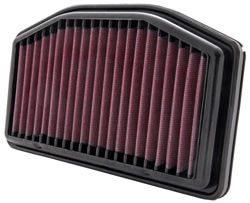 Racing air filter for Yamaha YZF R1