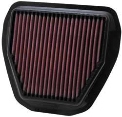 K&N Motocross Air Filter YA-4510 for Yamaha YZ450F