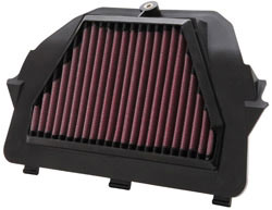 2016 Yamaha YZF R6 599 Air Filter