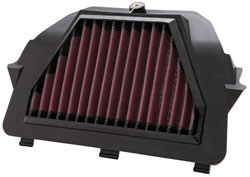 Racing air filter for Yamaha YZF R6
