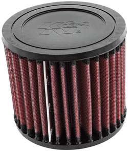 K&N air filter YA-6608 for the 2008, 2009, 2010 and 2011 Yamaha Tenere XT660Z