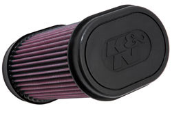 K&N's YA-7008 replacement air filter for the 2008 to 2013 Yamaha Rhino.