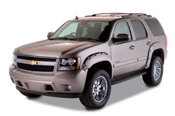 2007 Chevy Tahoe with K&N Air Intake for Guaranteed Power