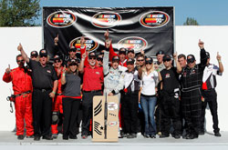 Patrick Long wins Bi-Mart Salute to the Troops 125 in Portland