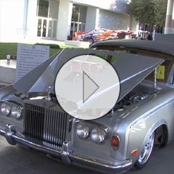 1970 Rolls Royce Dragster Video