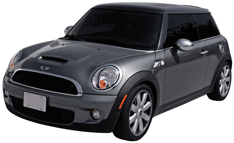 2008 Mini Cooper S 16L Turbo