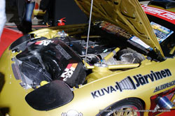 K&N Products were installed on many custom show vehicles at the X-Treme Show
