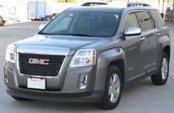 2010 and 2011 GMC Terrain 2.4L
