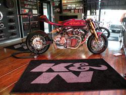 Custom Bike by Roland Sands Designs