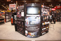 2009 SEMA (Specialty Equipment Market Association) Booth