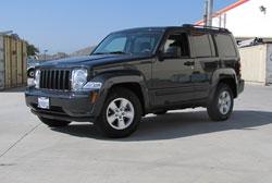 2011 Jeep Liberty 3.7L