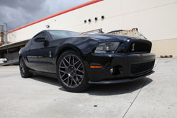 2011 Ford Mustang Shelby GT500 5.4L
