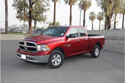 Dodge Ram and Ram 1500 Pickup Trucks Get Performance with Easy to Install K&N Products