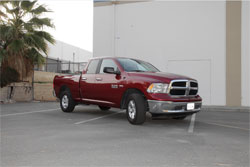 2014 Ram 1500 with K&N Air Intake