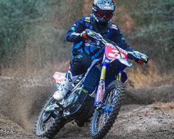 2015 N-Fab AmPro Yamaha Men's XC Pro racer Jordan Ashburn