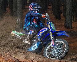 2015 N-Fab AmPro Yamaha Men's XC Pro racer Brad Bakken