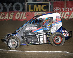 Cory Kruseman's 2015 Chili Bowl Midget Nationals third place finish in Vacuworx Invitational Race of Champions