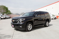 2015 Chevy Tahoe with K&N Air Intake for Guaranteed Power