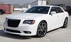 Chrysler 300C V6 with K&N air intake system